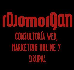 Rojomorgan agencia web de Drupal